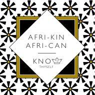 Afri-kin (Wisdom) Greeting Card