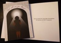 God Will See You Through Greeting Card